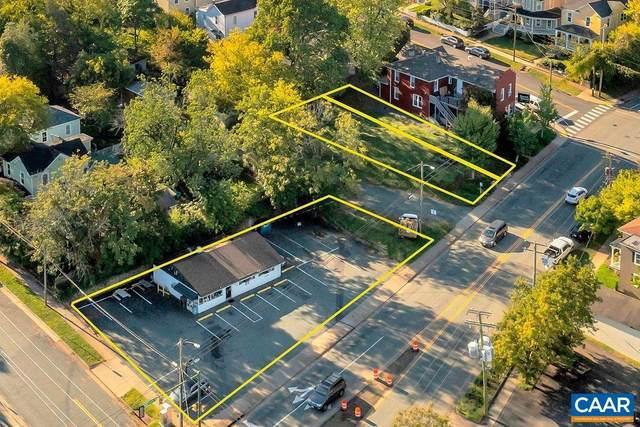 403 Avon St, CHARLOTTESVILLE, VA 22902 (MLS #622843) :: Kline & Co. Real Estate