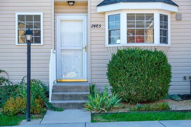 2485 Mosby Ct, HARRISONBURG, VA 22801 (MLS #622848) :: KK Homes