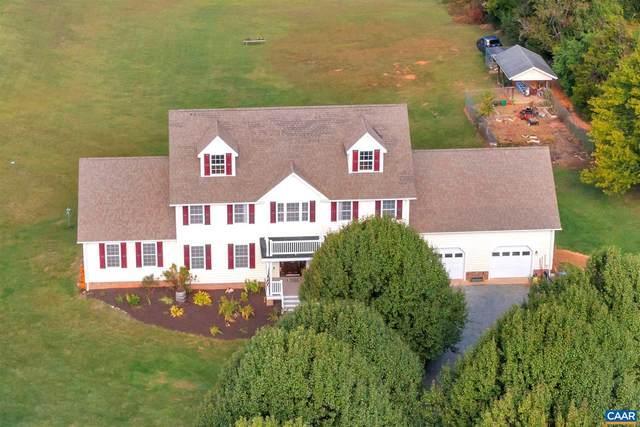 719 Albevanna Spring Rd, SCOTTSVILLE, VA 24590 (MLS #622911) :: Kline & Co. Real Estate