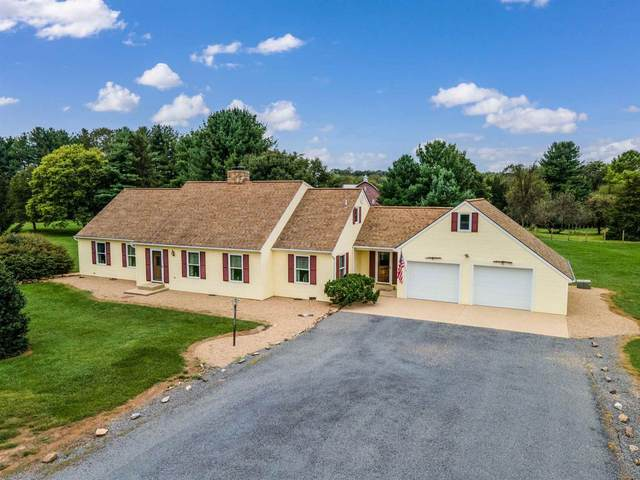 113 Almond Dr, Luray, VA 22835 (MLS #622954) :: Real Estate III