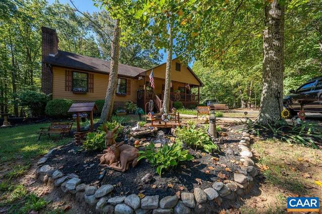 11021 S Constitution Rd, SCOTTSVILLE, VA 24590 (MLS #622960) :: Kline & Co. Real Estate