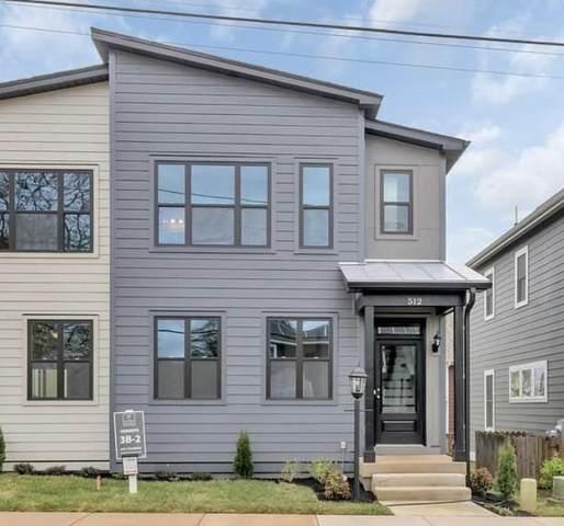 512 Rives St, CHARLOTTESVILLE, VA 22902 (MLS #622997) :: Kline & Co. Real Estate
