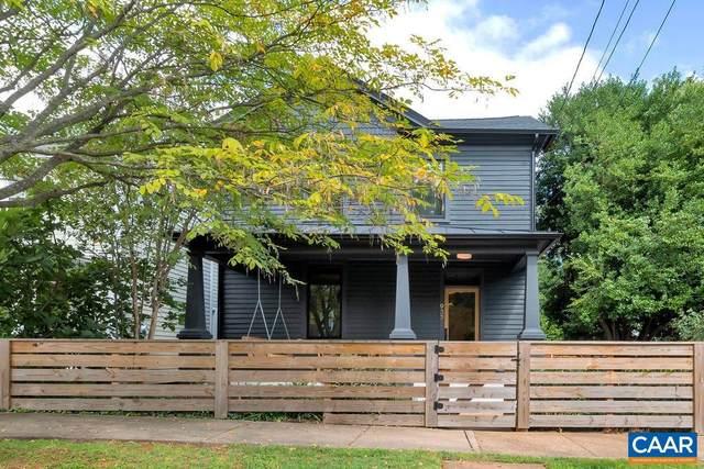 937 Belmont Ave, CHARLOTTESVILLE, VA 22902 (MLS #623020) :: Kline & Co. Real Estate