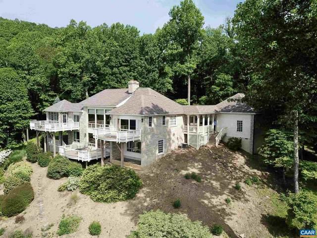 2594 Bryant Mountain Rd, Roseland, VA 22967 (MLS #623041) :: Kline & Co. Real Estate