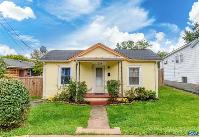 234 Hartmans Mill Rd, CHARLOTTESVILLE, VA 22902 (MLS #623064) :: KK Homes