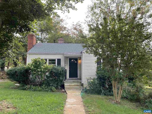 708 Saint Clair Ave, CHARLOTTESVILLE, VA 22901 (MLS #623082) :: KK Homes