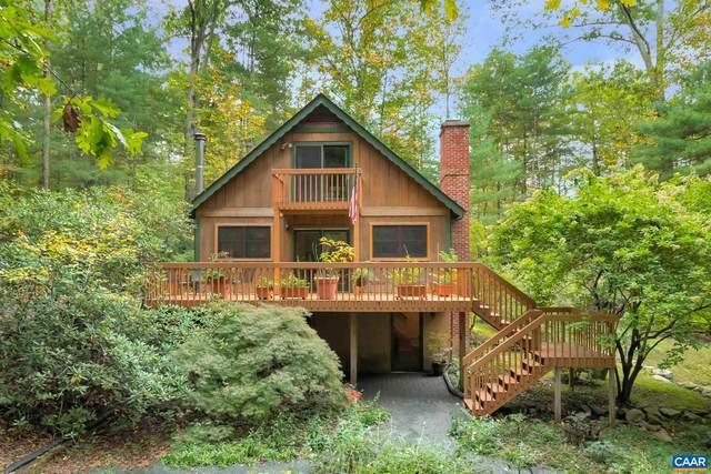 2957 Catlett Rd, CHARLOTTESVILLE, VA 22901 (MLS #623094) :: Real Estate III
