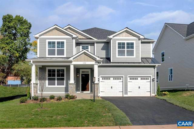 108A Thicket Run Pl, CHARLOTTESVILLE, VA 22901 (MLS #623101) :: Kline & Co. Real Estate