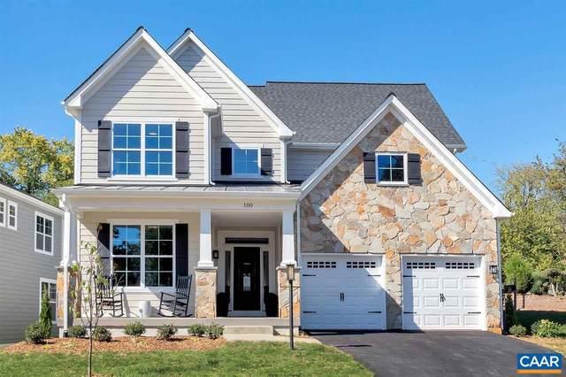 108B Thicket Run Pl, CHARLOTTESVILLE, VA 22901 (MLS #623102) :: Kline & Co. Real Estate