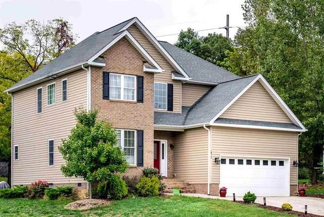 1038 James Pl, HARRISONBURG, VA 22801 (MLS #623107) :: KK Homes