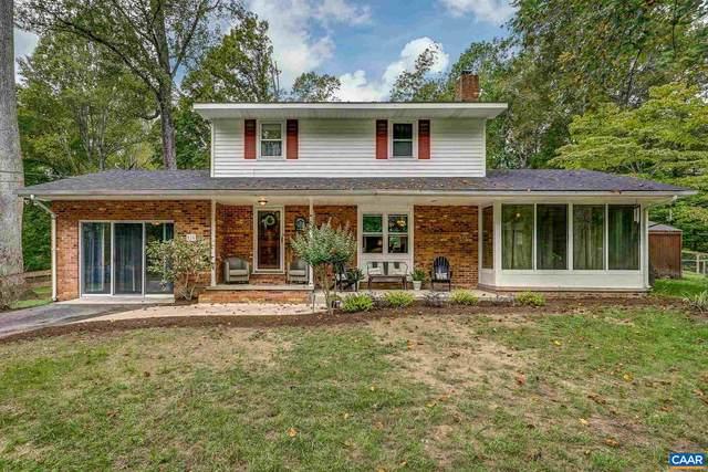 816 N Lakeshore Dr, LOUISA, VA 23093 (MLS #623122) :: Kline & Co. Real Estate