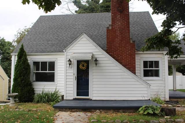 2616 N Augusta St, STAUNTON, VA 24401 (MLS #623130) :: KK Homes