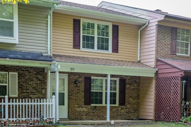 1211 Country Club Ct, HARRISONBURG, VA 22802 (MLS #623136) :: Real Estate III