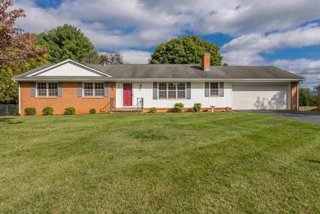 231 Cambridge Dr, Stuarts Draft, VA 24477 (MLS #623210) :: KK Homes