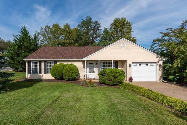 407 Greenwood Rd, STAUNTON, VA 24401 (MLS #623255) :: KK Homes