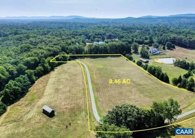 0 Tilman Rd, CHARLOTTESVILLE, VA 22901 (MLS #623272) :: Real Estate III