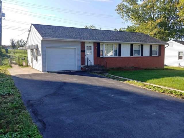 424 Link Rd, WAYNESBORO, VA 22980 (MLS #623273) :: KK Homes