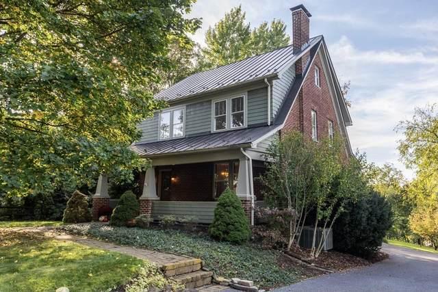 730 Donaghe St, STAUNTON, VA 24401 (MLS #623276) :: KK Homes