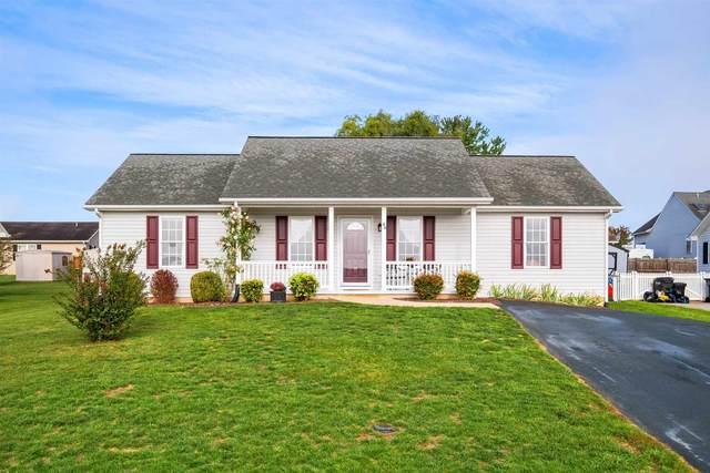 44 Sugar Mill Ln, Weyers Cave, VA 24486 (MLS #623302) :: Real Estate III