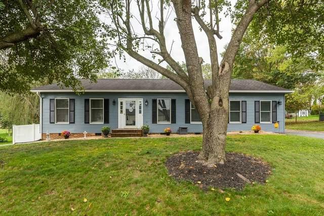 6341 W Donnagail Dr, Penn Laird, VA 22846 (MLS #623303) :: KK Homes