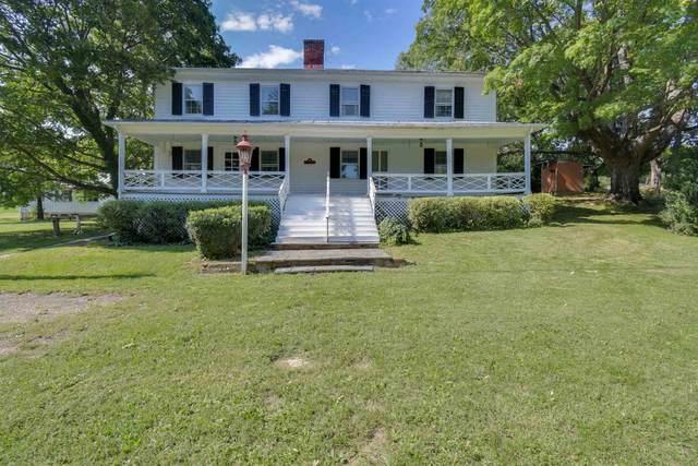 1893 Lee Jackson Hwy, STAUNTON, VA 24401 (MLS #623330) :: KK Homes