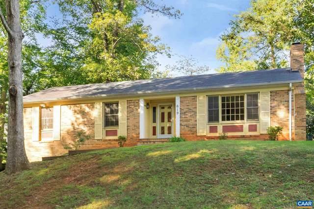 619 Highland Ave, CHARLOTTESVILLE, VA 22903 (MLS #623346) :: KK Homes