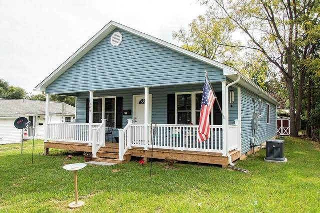 764 Sherwood Ave, WAYNESBORO, VA 22980 (MLS #623351) :: KK Homes