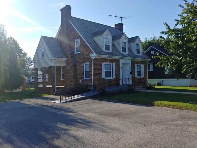 220 S Magnolia Ave, WAYNESBORO, VA 22980 (MLS #623360) :: KK Homes