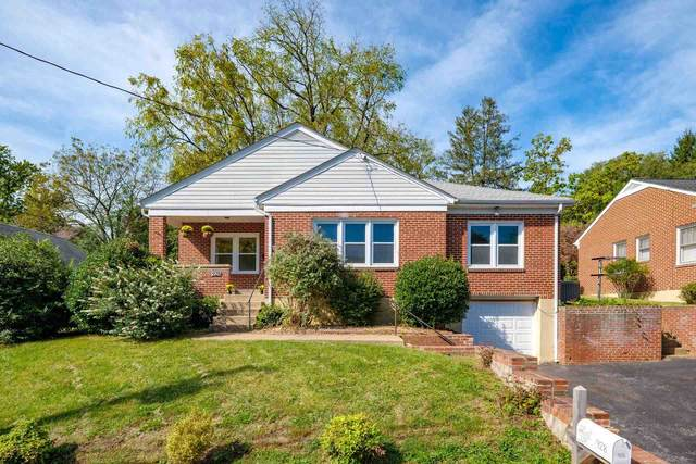 928 Baylor St, STAUNTON, VA 24401 (MLS #623375) :: KK Homes