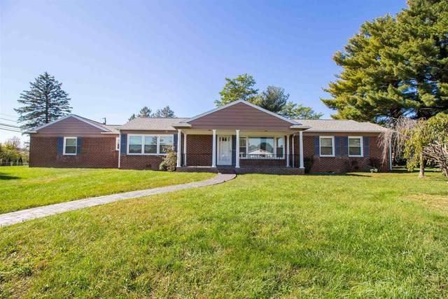 821 Oakland St, HARRISONBURG, VA 22801 (MLS #623389) :: Jamie White Real Estate