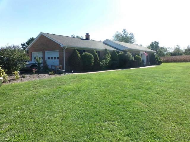 624 Augusta Farms Rd, WAYNESBORO, VA 22980 (MLS #623402) :: KK Homes