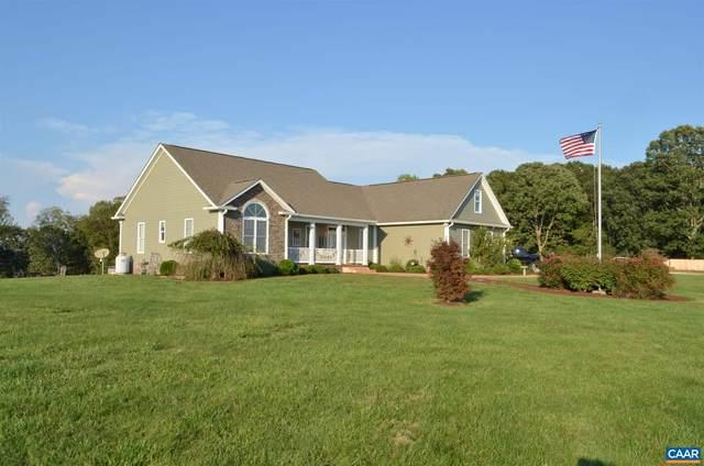 197 Alcock Rd, AMHERST, VA 24521 (MLS #623407) :: KK Homes