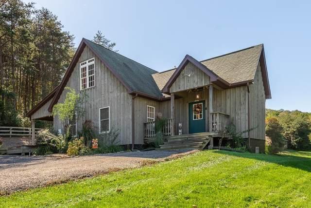 246 Mill Creek Ln, STAUNTON, VA 24401 (MLS #623415) :: KK Homes