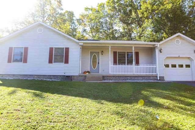 53 Sugar Camp Ln, Stuarts Draft, VA 24477 (MLS #623416) :: KK Homes