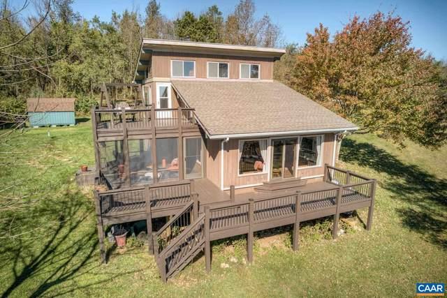 2163 Flattop Mountain Rd, FREE UNION, VA 22940 (MLS #623432) :: KK Homes