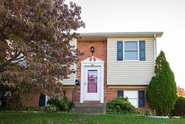 802 Northfield Ct, HARRISONBURG, VA 22802 (MLS #623438) :: Jamie White Real Estate