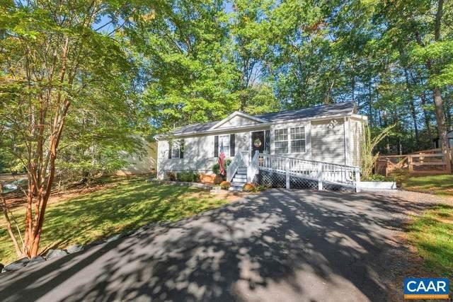 819 Jefferson Dr, Palmyra, VA 22963 (MLS #623461) :: Kline & Co. Real Estate