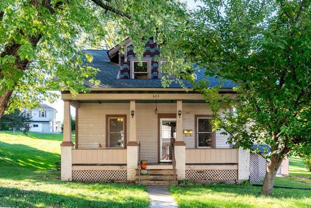 623 E Wolfe St, HARRISONBURG, VA 22802 (MLS #623472) :: Kline & Co. Real Estate
