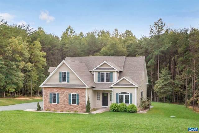 145 Forest Glen Ln, Palmyra, VA 22963 (MLS #623482) :: Kline & Co. Real Estate