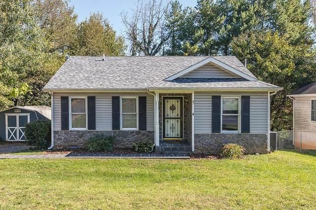 211 Hamrick St, STAUNTON, VA 24401 (MLS #623487) :: KK Homes