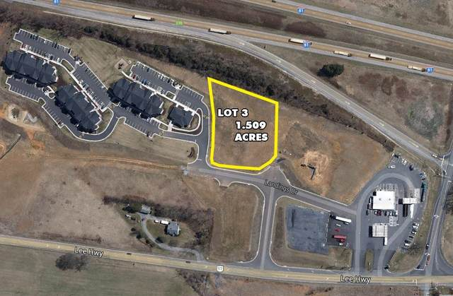 Lot 3 College Park Dr, Weyers Cave, VA 24486 (MLS #623497) :: Jamie White Real Estate