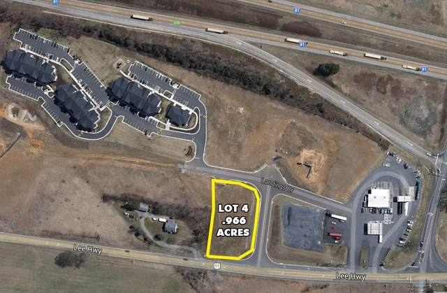 Lot 4 College Park Dr #4, Weyers Cave, VA 24486 (MLS #623498) :: Jamie White Real Estate