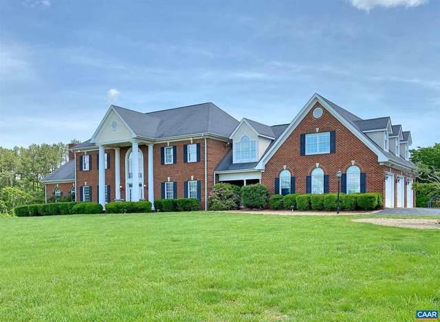 798 High Peak Rd, Monroe, VA 24574 (MLS #623506) :: Kline & Co. Real Estate