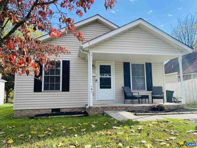 141 Straith St, STAUNTON, VA 24401 (MLS #623599) :: Jamie White Real Estate