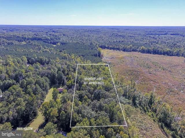 0 Dixie Hollow, LOUISA, VA 23093 (MLS #38270) :: Kline & Co. Real Estate