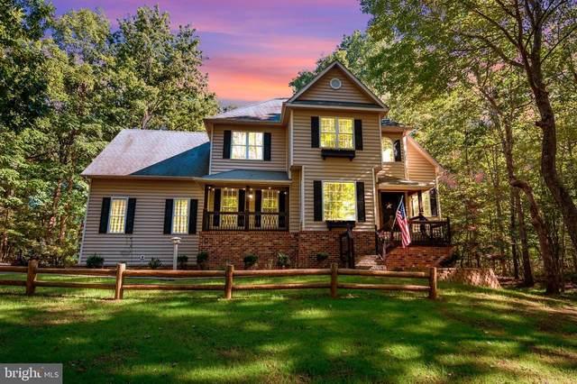 8213 Twelfth Corps Dr, FREDERICKSBURG, VA 22407 (MLS #38378) :: Kline & Co. Real Estate