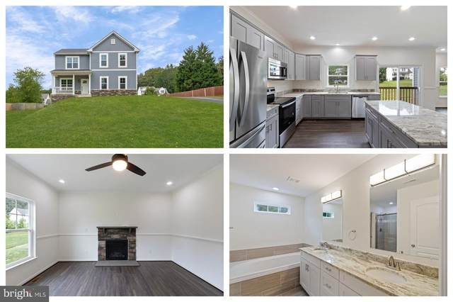 10816 Chancellorville Dr, Spotsylvania, VA 22553 (MLS #38469) :: Kline & Co. Real Estate