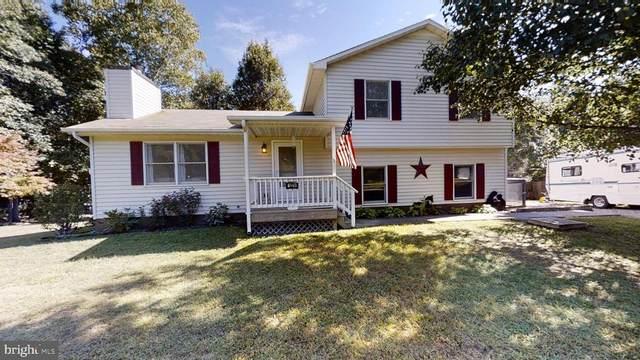 1229 Overton Dr, MINERAL, VA 23117 (MLS #38509) :: Kline & Co. Real Estate