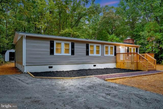 832 Gunnery Hill Rd, Spotsylvania, VA 22551 (MLS #38612) :: Kline & Co. Real Estate