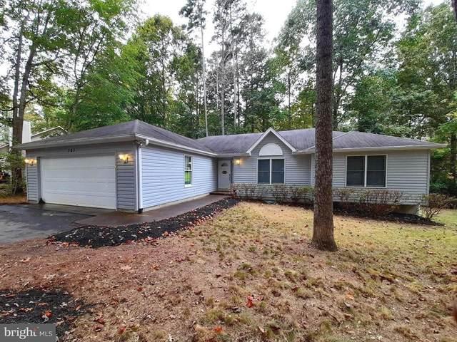 703 Monticello Cir, LOCUST GROVE, VA 22508 (MLS #38686) :: Kline & Co. Real Estate